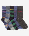 Pepe Jeans Rocky Set of 5 pairs of socks