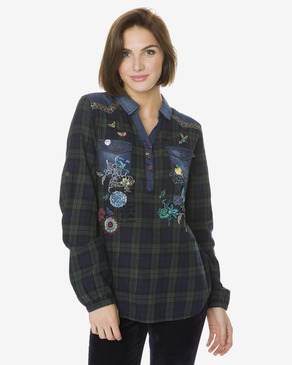 Desigual Gem Rep Shirt