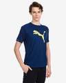 Puma Core-Run Logo T-shirt