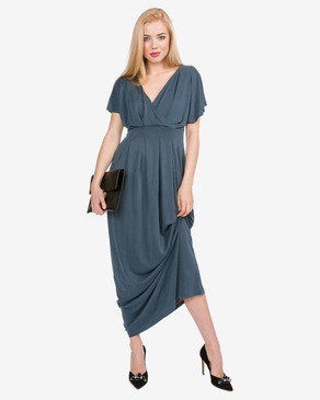 SELECTED Draped Rochie