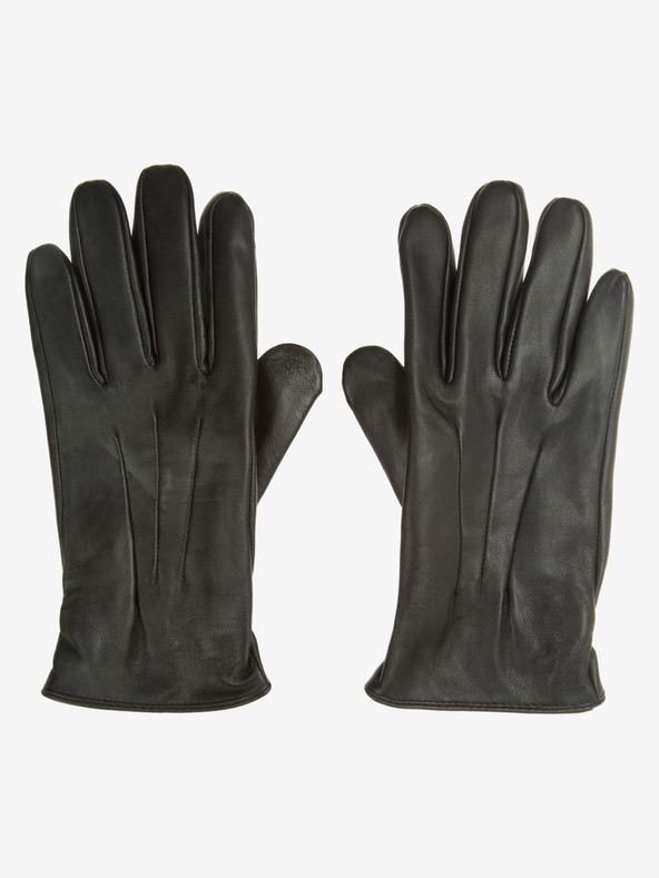 Black gloves jack latex