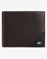 Tommy Hilfiger Diagonal Mini Wallet