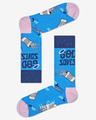 Happy Socks God Saves Zokni