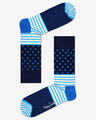 Happy Socks Stripes & Dots Zokni