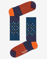 Happy Socks Stripe Dot Zokni