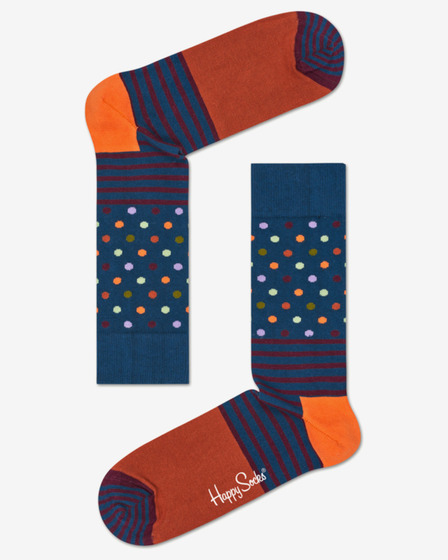 Happy Socks Stripe Dot Sosete
