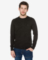Calvin Klein Stag Sweter