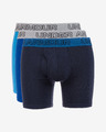 "Under Armour Charged Cotton® Stretch 6"" Oprijete boksarice 3 Piece"