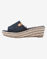 Tom Tailor Denim Slippers