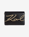 Karl Lagerfeld Signature Cross body bag