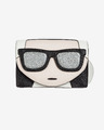 Karl Lagerfeld Ikonik Mini Cross body bag