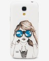 Epico Sunglasses Girl Obal na Samsung Galaxy S4 mini