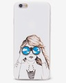Epico Sunglasses Girl Obal na iPhone 6