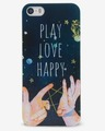 Epico Play, Love, Happy Obal na iPhone S/5S