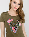 Guess Roses Tricou
