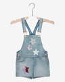 Desigual Vidal Kids Shorts with braces