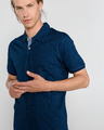 Jack & Jones Indigo Polo T-Shirt