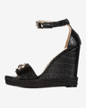Versace Jeans Wedges