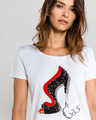GAS Hanika Shoe Glam T-shirt