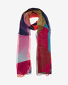 Desigual Mercury Rectangle Scarf