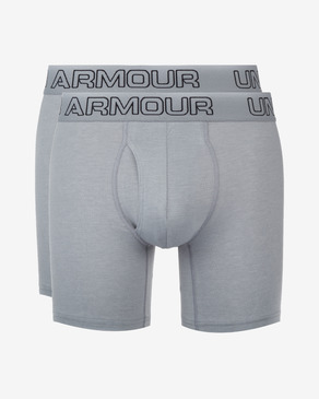 "Under Armour Charged Cotton® Stretch 6"" Boxeri, 3 bucăți"