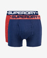 SuperDry Boxerky 2 ks