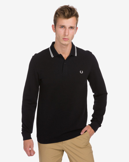 Fred Perry Twin Polo T-Shirt