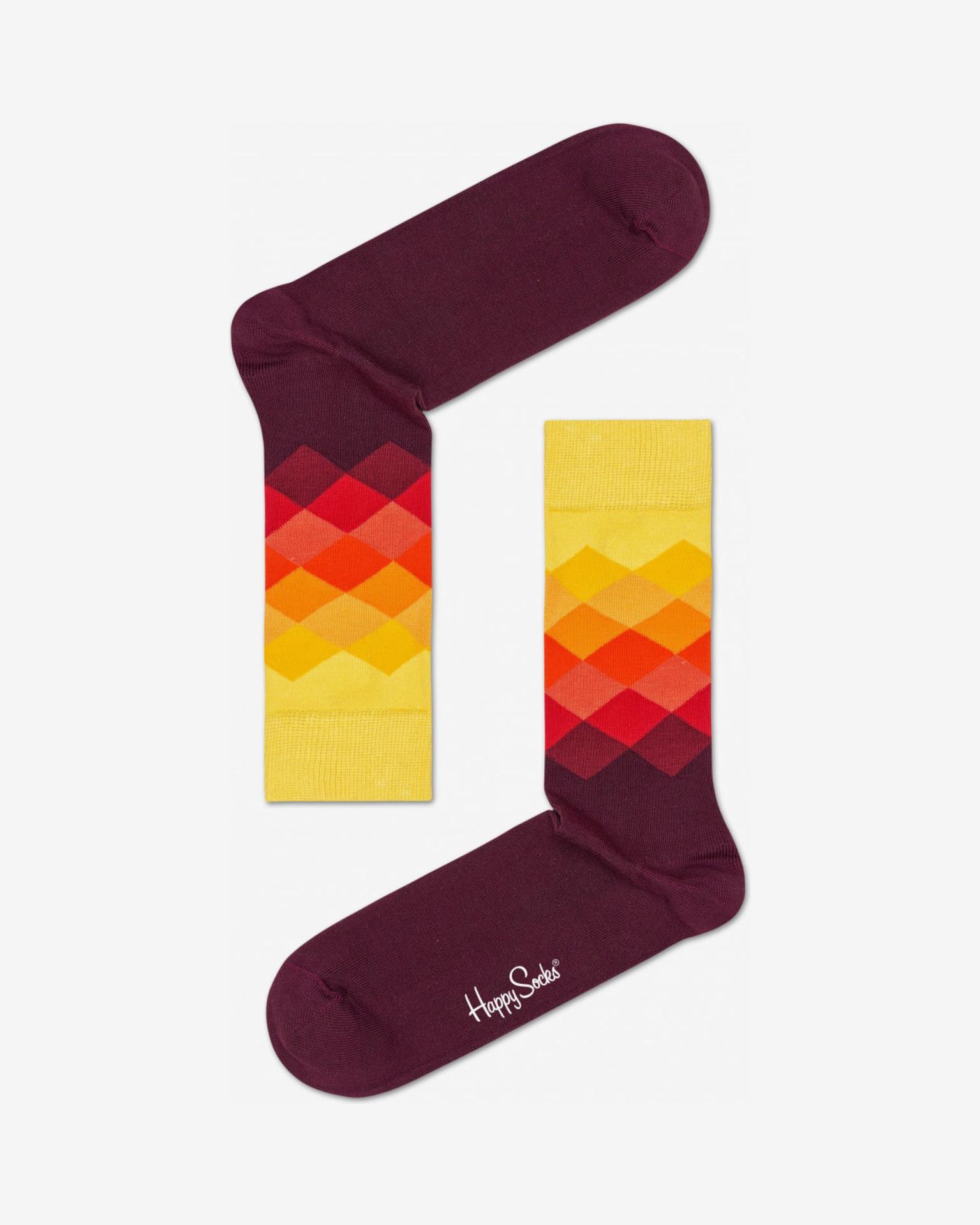 Happy Socks - Faded Diamond 2012 Zokni