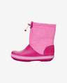 Crocs Crocband™ Lodge Point Kinder Schneestiefel
