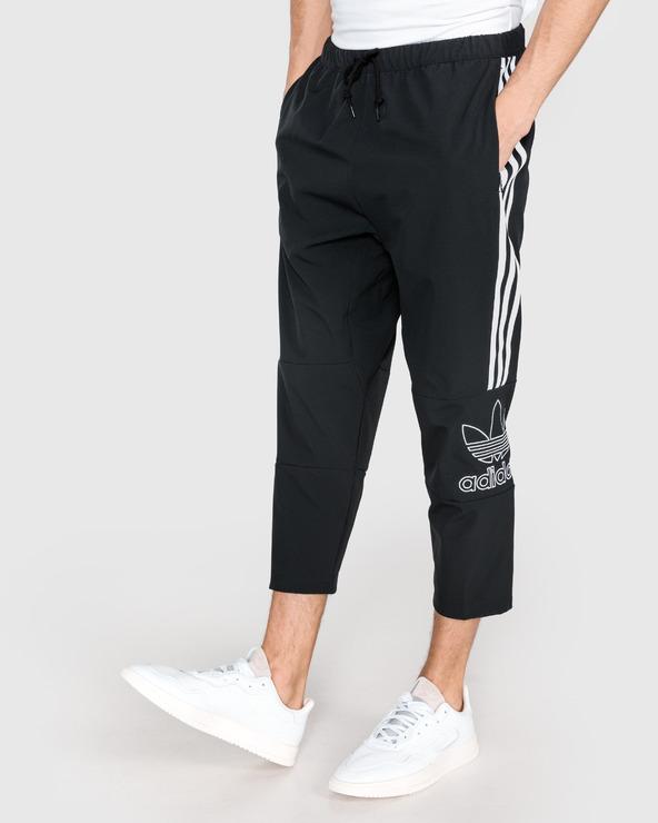 adidas Originals Outline Pantaloni de trening Negru