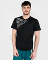 adidas Originals FreeLift Badge of Sport Graphic Triko