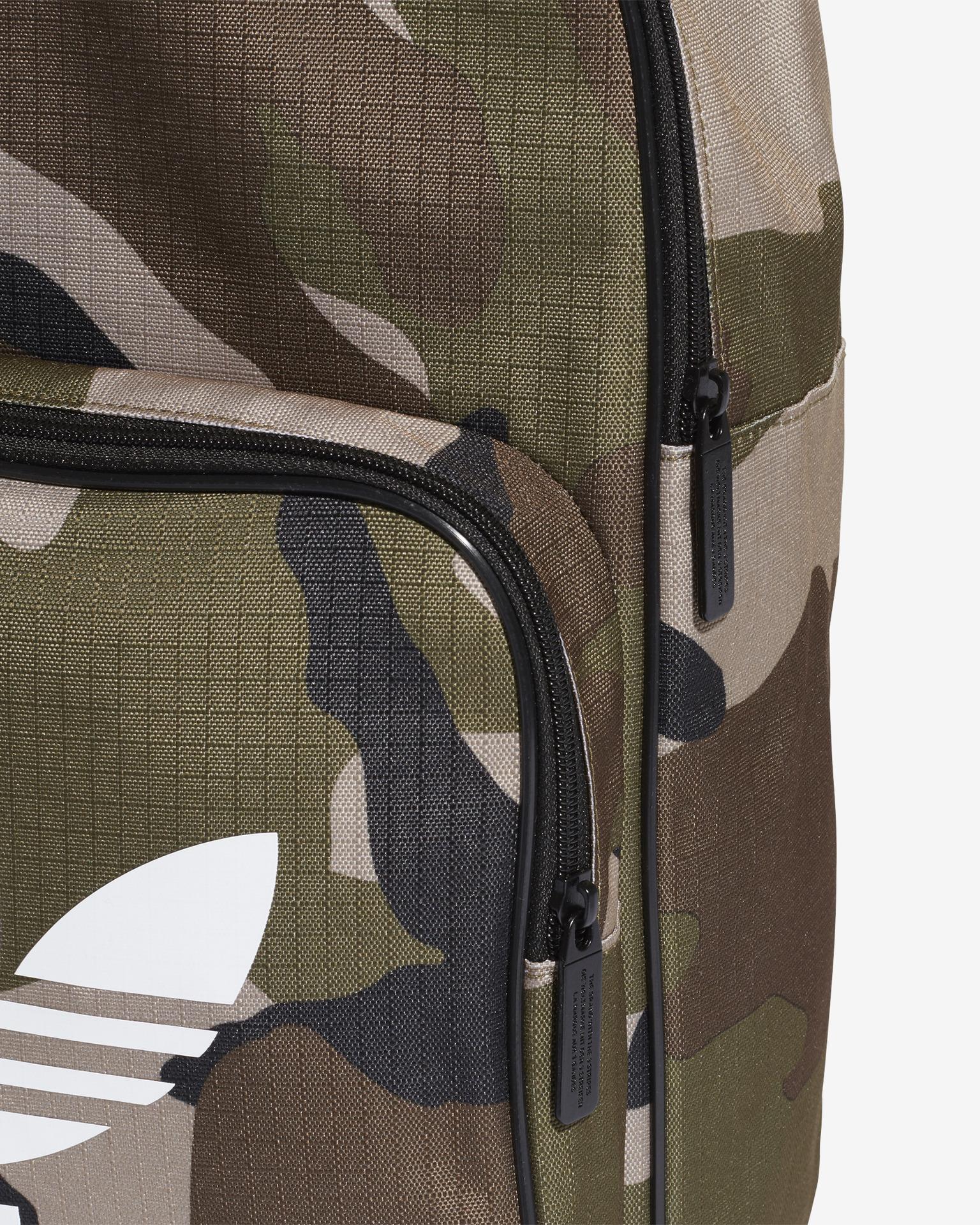 c6b5a3cc00d0a adidas Originals - Classic Camouflage Backpack Bibloo.com