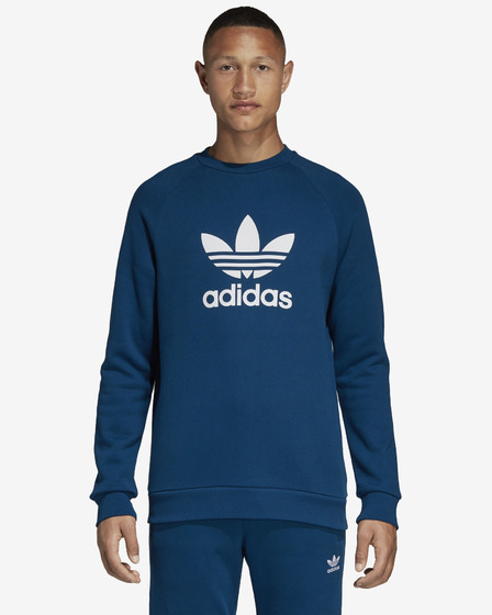 adidas Originals Trefoil Warm-Up Bluza