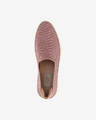 UGG Sammy Chevron Metallic Slip On