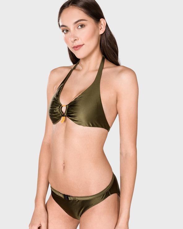 Polo Ralph Lauren Partea superioară a costumului de baie Verde