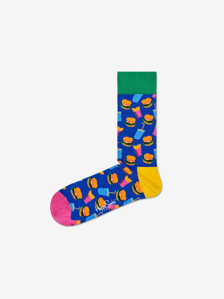 Happy Socks Hamburger Zokni