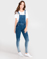 GAS Sory Salopette Wd59 Jeans with braces