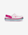 Crocs Crocband™ Sequin Band Clog Кроксове детски