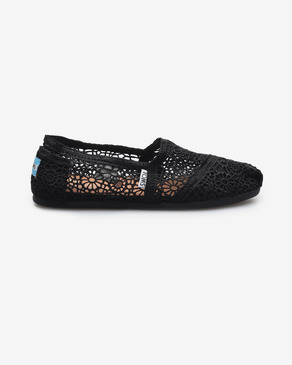 TOMS Moroccan Crochet Slip On