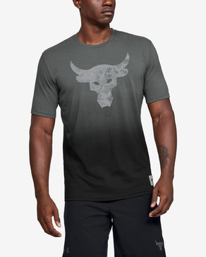 Under Armour Project Rock Bull Graphic Triko