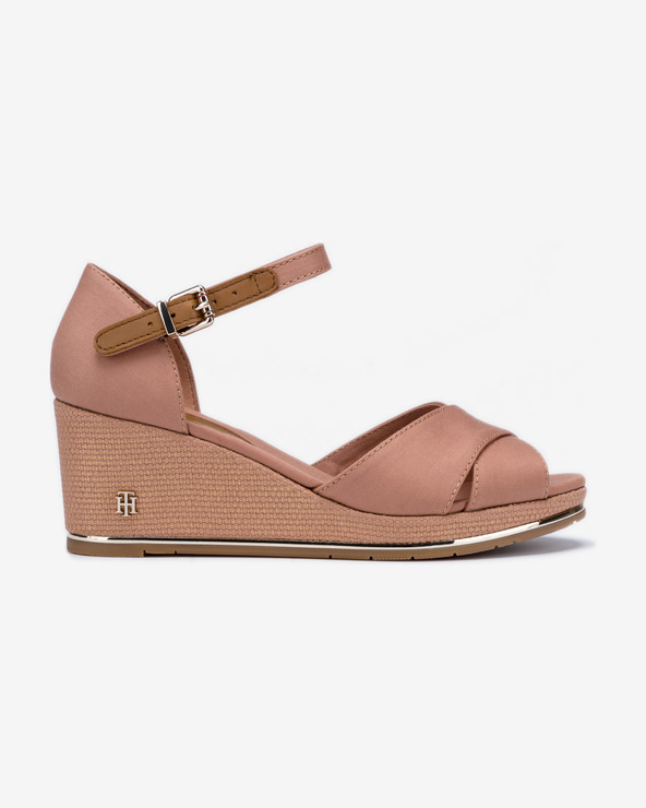 buy popular 45bdf 5bd37 Tommy Hilfiger - Schuhe mit Keilabsatz | Bibloo.at