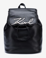 Karl Lagerfeld Signature Backpack