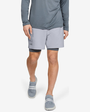 Under Armour Qualifier 2-in-1 Short pants
