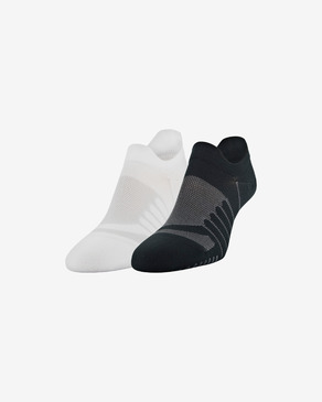 Under Armour Pinnacle Lo Lo 2-pack Čarape