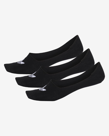 adidas Originals No Show 3-pack Čarape