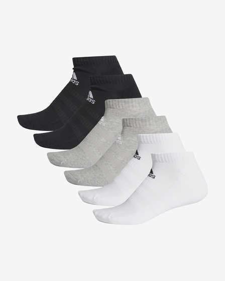 adidas Performance Cush Socks 6 pairs