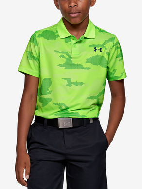 Under Armour Performance Polo triko dětské