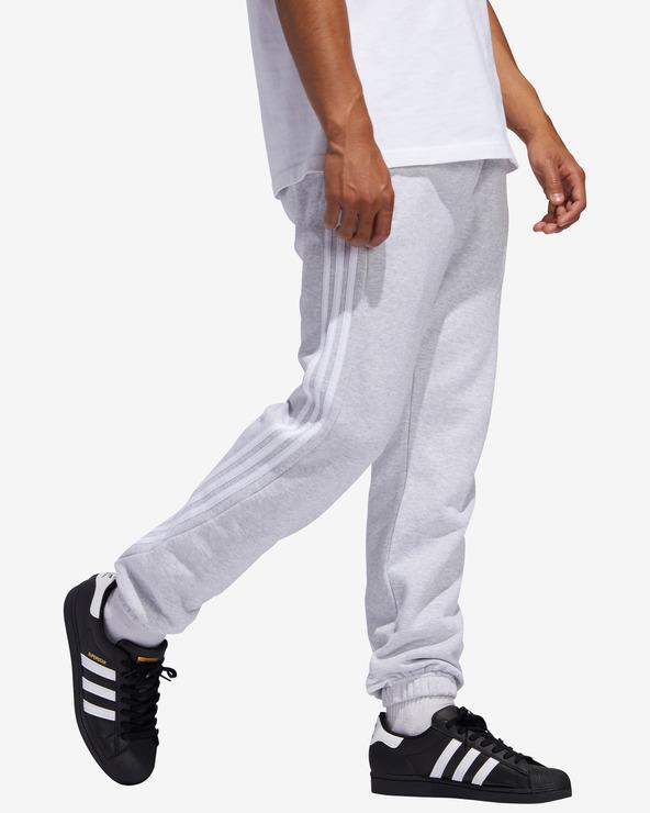 adidas Originals 3-Stripes Jogginghose Grau