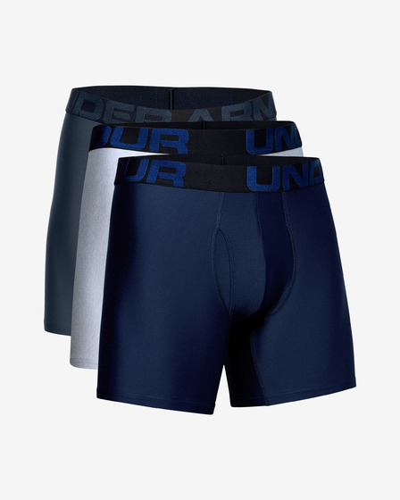 "Under Armour Tech™ 6"" Boxerky 3 ks"