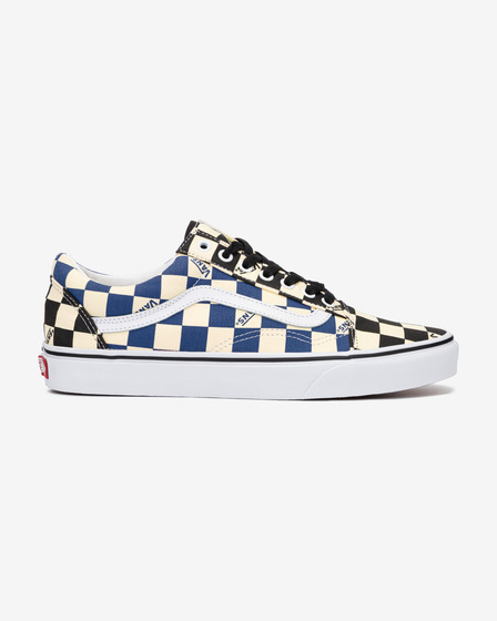 Vans Big Check Old Skool Tenisky